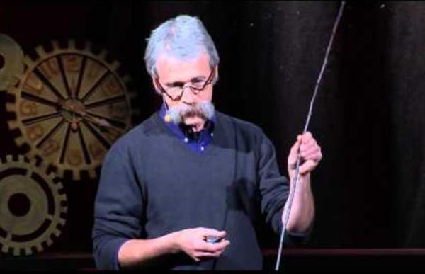TEDxParis 2011 - Jacky Dupéty - Le bois raméal fragmenté, une lecture naturelle du vivant