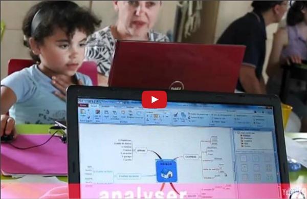 Reportage: le Mind Mapping pour les enfants