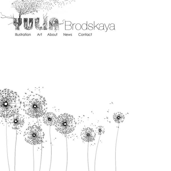 Yulia Brodskaya : Yulia Brodskaya