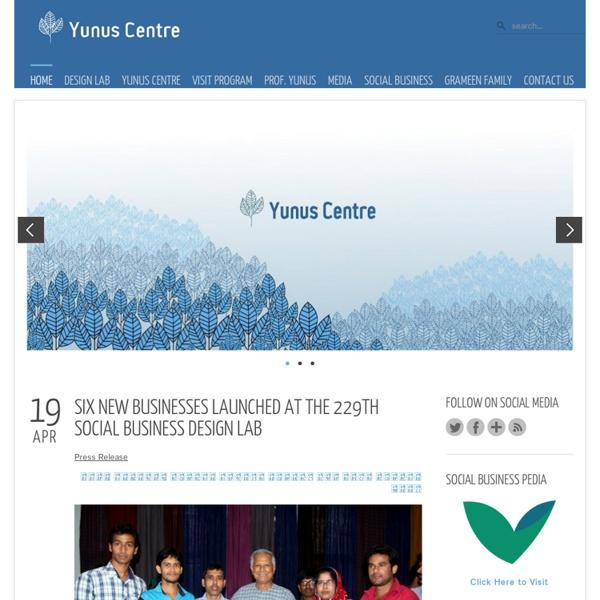 Yunus Centre