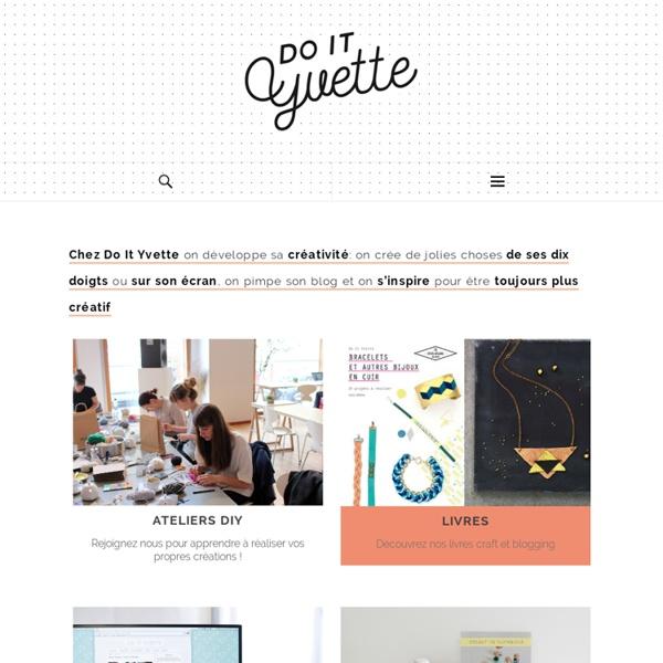 Do it Yvette: la boite à outils numérique