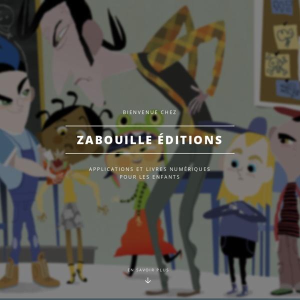 Zabouille éditions