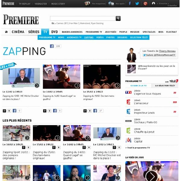 Zapster, le premier zapping en temps réel, 24h/24 7j/7