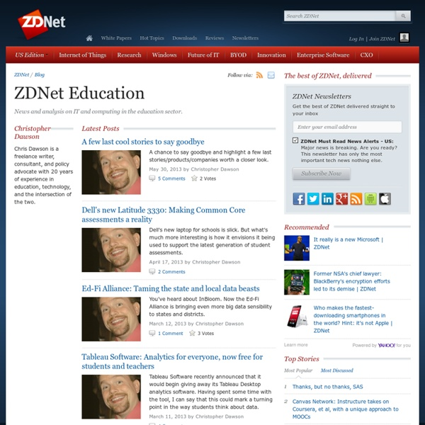 ZDNet Education