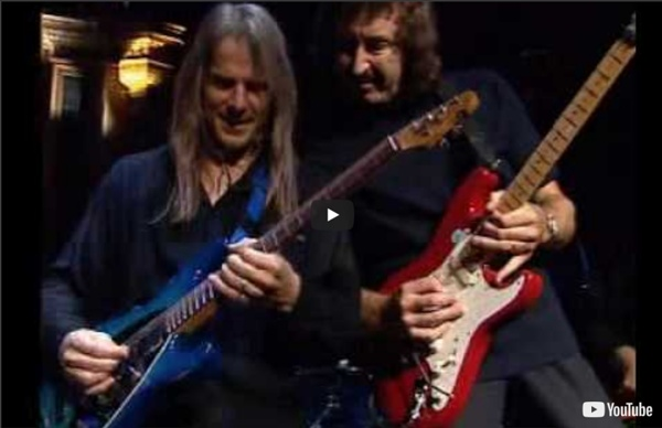 Deep purple & led zeppelin & eric clapton & london shymphony orchestra - smoke on the water.mpg