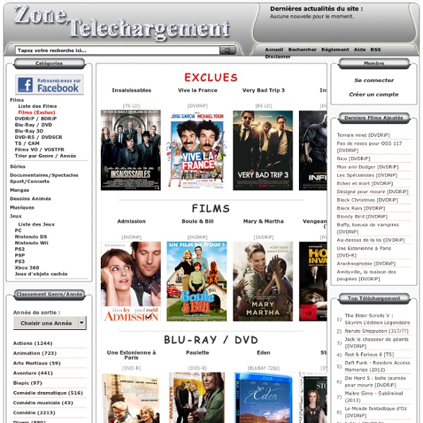 Site de telechargement