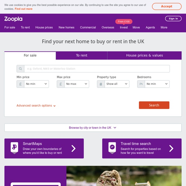 Zoopla > Search Property To Buy, Rent, House Prices