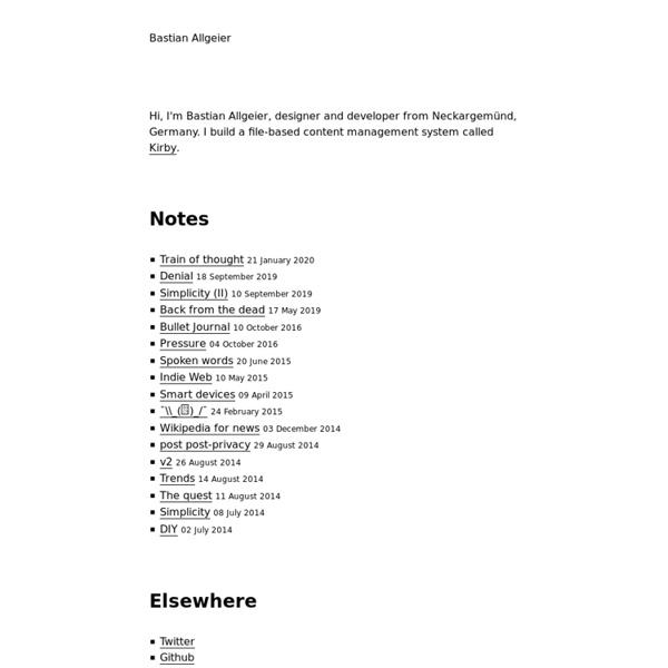 Zootool – Visual Bookmarking