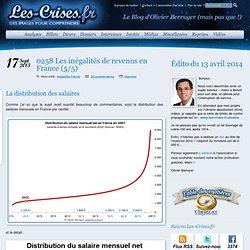 Inégalités de revenus en France (5/5)