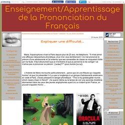 """05. Les """"fautes"""" phonétiques - Enseignement/Apprentissage de la Prononciation du Français"""