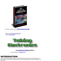 200 Transistor Circuits