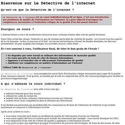 detective internet