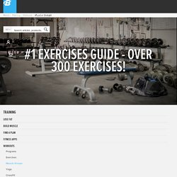 #1 Exercises Guide - Over 300 Exercises!