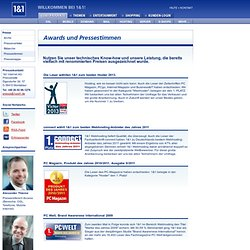 1&1 Internet AG - Pressebereich