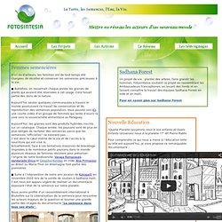1. Les Projets - Fotosintesia