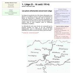 Bataille de Liège (5 - 16 août 1914)