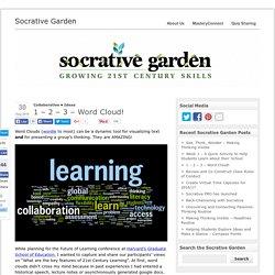 Socrative Garden