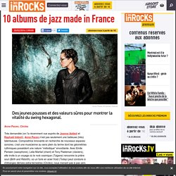 10 albums de jazz made in France