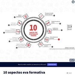 10 aspectos eva formativa