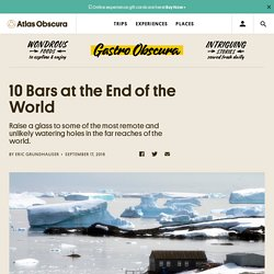 10 Bars at the End of the World