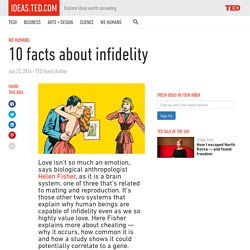 10 facts about infidelity