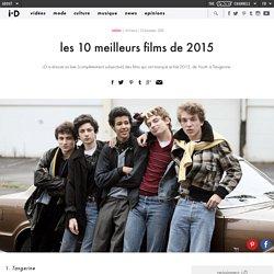 les 10 meilleurs films de 2015