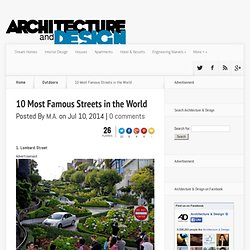10 Most Famous Streets in the World