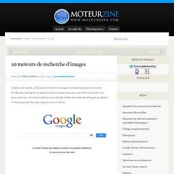 10 moteurs de recherche d'images