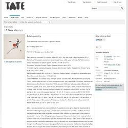 '10. New Man', El Lissitzky