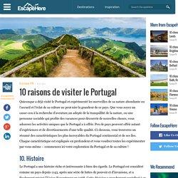 10 raisons de visiter le Portugal