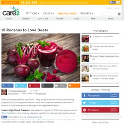 10 Reasons To Love Beets