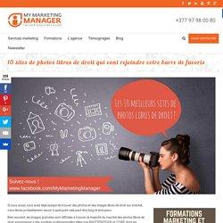 10 sites de photos libres de droit