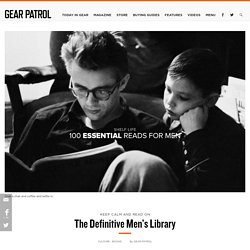 100 Best Books for Men
