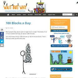 100 Blocks a Day