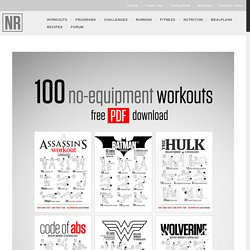 100-workouts collection