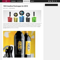 100 Creative Packages for 2010
