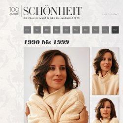 100 Jahre Schönheit — Die 90er-Jahre