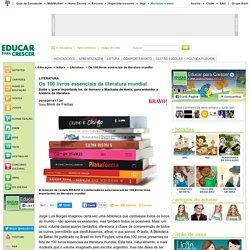 100 livros da literatura mundial