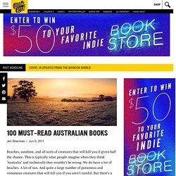 100 Must-Read Australian Books