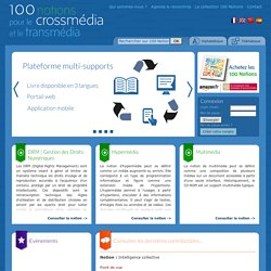 100 Notions pour le Crossmedia