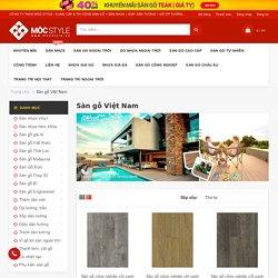 100+ Mẫu【Sàn Gỗ Việt Nam】Cốt Xanh Giá Rẻ 2020 MỘC STYLE