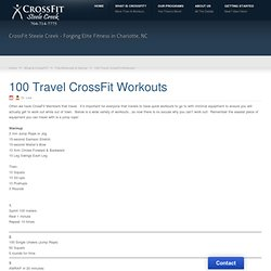 100 Travel CrossFit Workouts |
