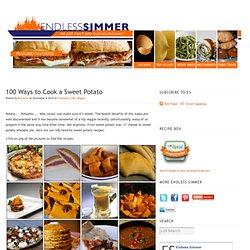 100 Ways to Cook a Sweet Potato