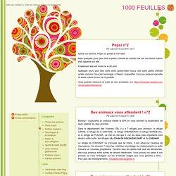 1000 FEUILLES
