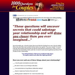 1000 Questions for Couples - THE Book of Questions