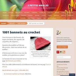 1001 bonnets au crochet