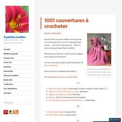 1001 couvertures à crocheter