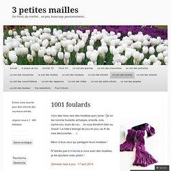 1001 foulards