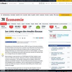 Les 1001 visages des évadés fiscaux - Le Monde 9/02/15