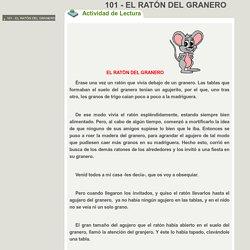 101 - EL RATÓN DEL GRANERO